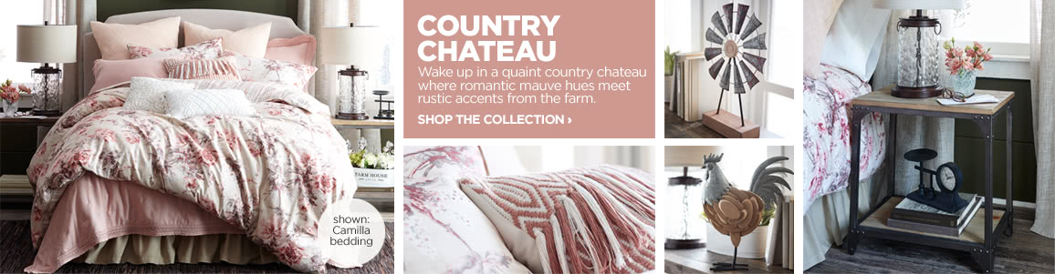 1b7fa716b2 Country Chateau  Shop the collection
