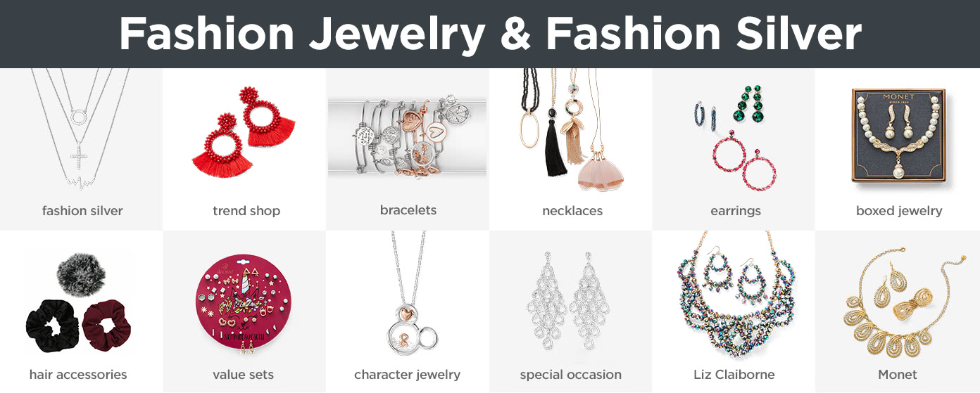 Fashion Jewelry - JCPenney fb84086c35b85