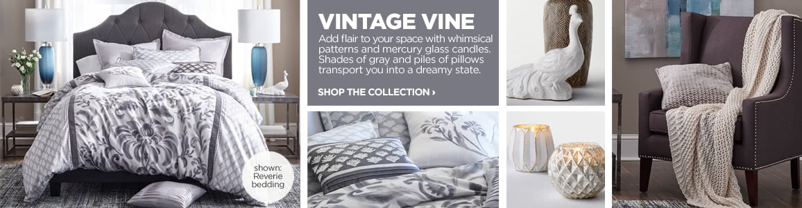 Vintage Vine: Shop the collection
